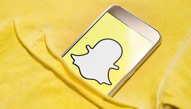 Snapchat - Publicidad